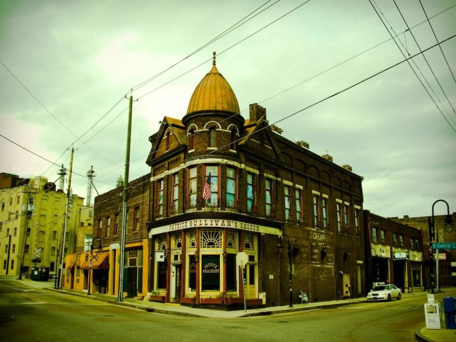 Patrick Sullivan's Saloon