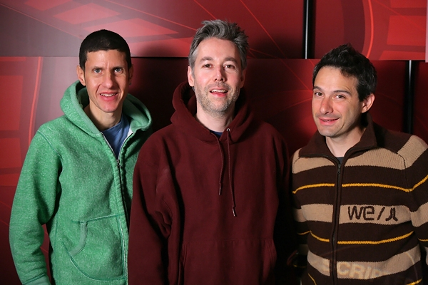 Mike Diamond on the Beastie Boys Last Recordings with Adam Yauch