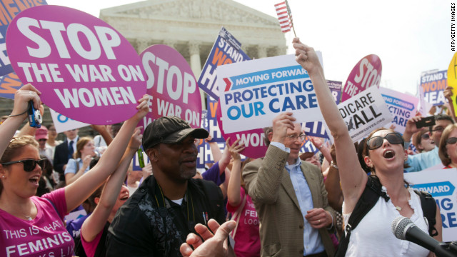 Health Care Ruling Roundup : Early Responses