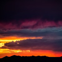 Passing Storm | Blurbomat.com