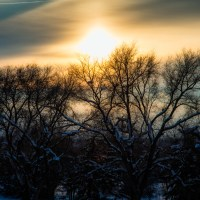 Cold Night Ahead | Blurbomat.com