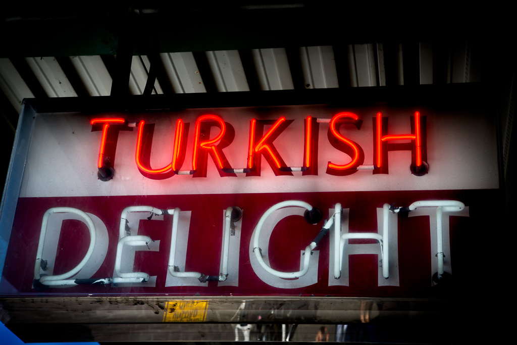 Turkish!