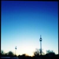 Blurry Dusk | Blurbomat.com