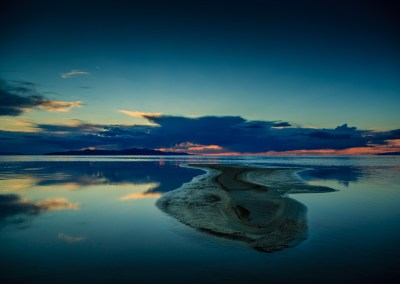 Great Salt Lake - Almost Summer | Blurbomat.com