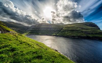 Faroe Islands, Tjørnuvík