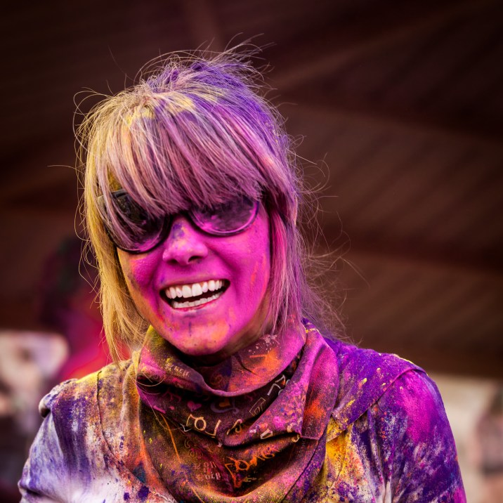Taken at the Holi 2012 Festival of Colors in Spanish Fork, Utah. Image by Jon Armstrong for blurbomat.com.