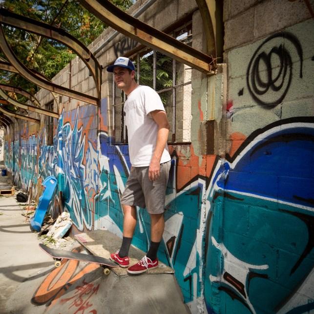Luke Graham Skater