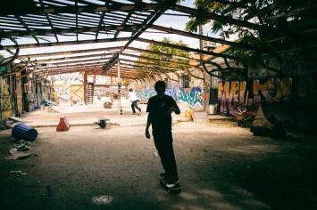 Skate space