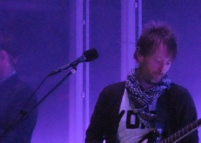 Thom Yorke of Radiohead, Outside Lands, 2008