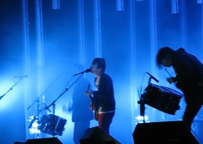 Thom Yorke & Jonny Greenwood - Radiohead - Outside Lands 2008