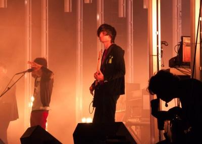 Jonny Greenwood - Radiohead - Outside Lands 2008