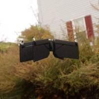 Parrot Swing drone in flight | Blurbomat.com