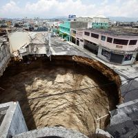The Amazing And Scary Phenomenon Known As Sinkholes