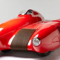 One Of A Kind - The 1955 Bisiluro Damolnar