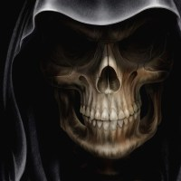 The Grim Reaper Has The Final Say When It's Your Time...