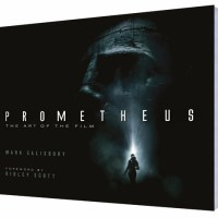 Prometheus:  The Art Of The Film - A Stunning Art Book With A Forward By Sir Ridley Scott