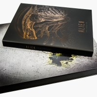 "Titan Books Announces ""Alien - The Archive Limited Edition"" Signed by Ridley Scott & Sigourney Weaver"