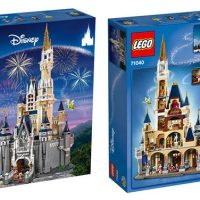 "LEGO To Offer Up ""The Happiest Place On Earth"" Set This September"