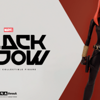 ThreeA Continues Its Marvelous Marvel Run With Black Widow
