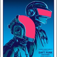 "Tim Doyle & The Flood Gallery Celebrate 15 Years Of Daft Punk's ""Discovery"""