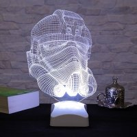 3D Lights That Let Your Inner Geek Shine