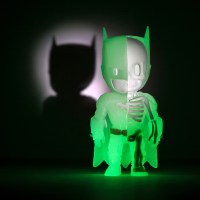 Kidrobot & Jason Freeny's New GID Batman Is Pretty Damn Cool