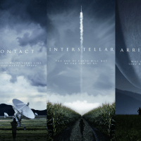 Artist SG Posters Ponders The Infinite Expanse Of Space With 3 New Posters