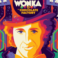 Dark Hall Mansion... Tom Whalen... Willy Wonka And The Chocolate Factory... NUFF SAID!