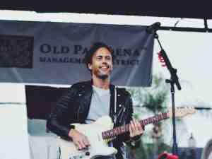 Atlas Genius at Make Music Pasadena 6/11/16. Photo by Marina Rose (@MarinaRose7)