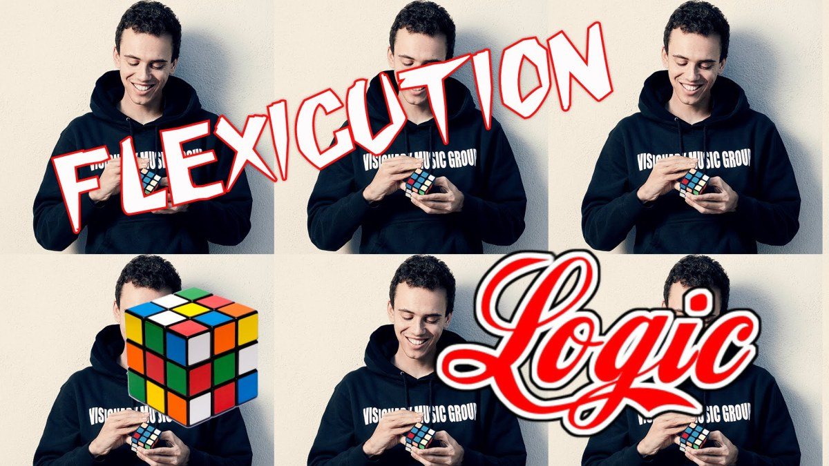 "Logic Drops ""Flexicution"""