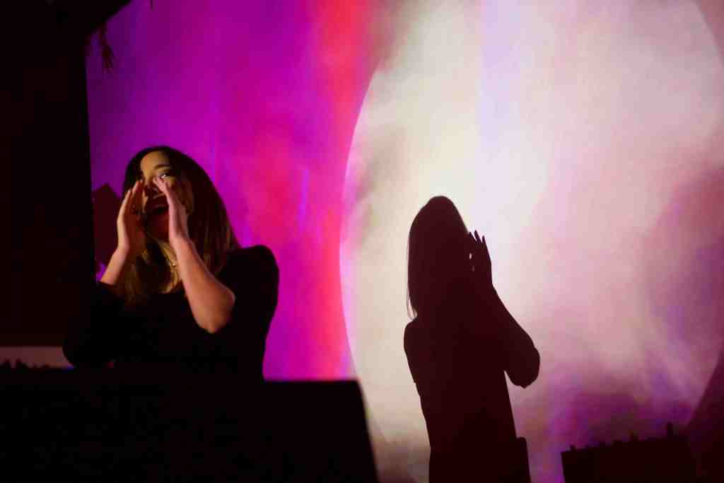TOKiMONSTA at Hammer Museum 7/28/16. Photo by Emilie Svensson (@emsven13) for www.BlurredCulture.com