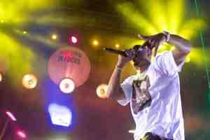 "Nas at KRCW/Annenberg's ""Sound In Focus"" 7/23/16. Photo by Derrick K. Lee, Esq. (@Methodman13)"
