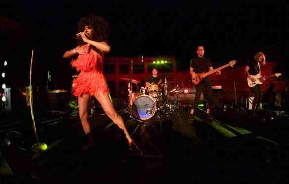 Gavin Turek at Into the Night: Summer SOULstice @ the Skirball 7/8/16. Photo by Derrick K. Lee, Esq. (@Methodman13)