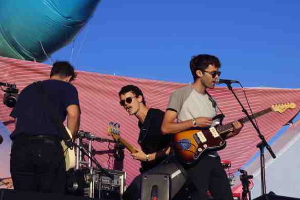Day Wave at Santa Monica Pier's Twilight Concert 7/21/16. Photo by Olivia Post (@livestosea).
