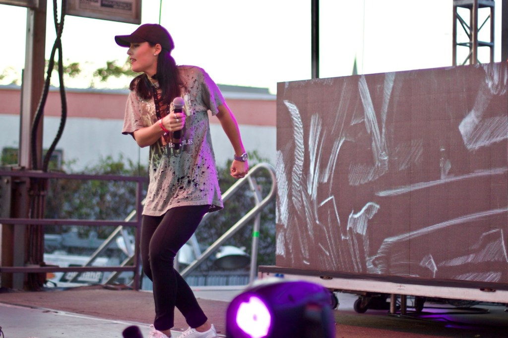 Aronchupa @ Stockholm, CA 10/15/16. Photo by Derrick K. Lee, Esq. (@Methodman13) for www.BlurredCulture.com.
