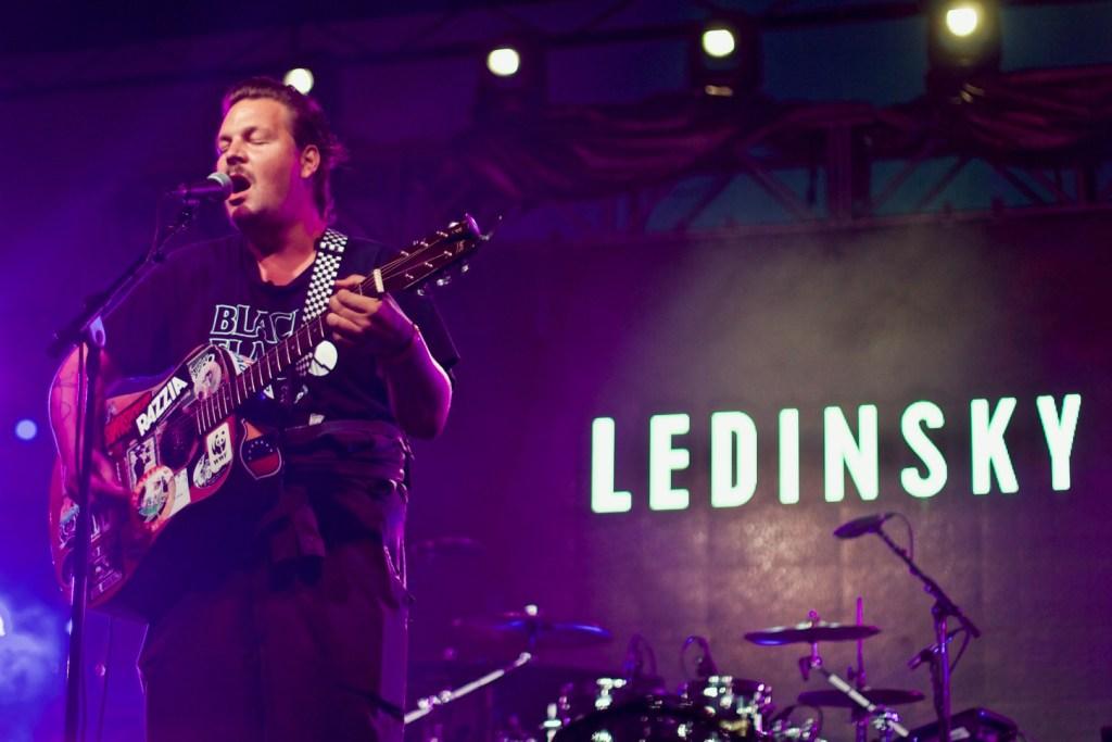Ledinsky @ Stockholm, CA 10/15/16. Photo by Derrick K. Lee, Esq. (@Methodman13) for www.BlurredCulture.com.