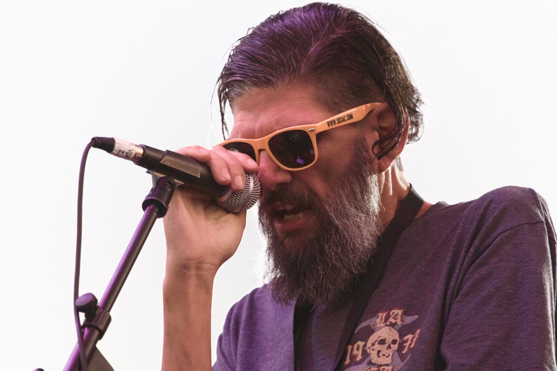 Josh Fischel w/ The Sound of Urchin at Music Tastes Good 2016, September 23rd. Photo by Derrick K. Lee, Esq. (@Methodman13) for www.BlurredCulture.com.