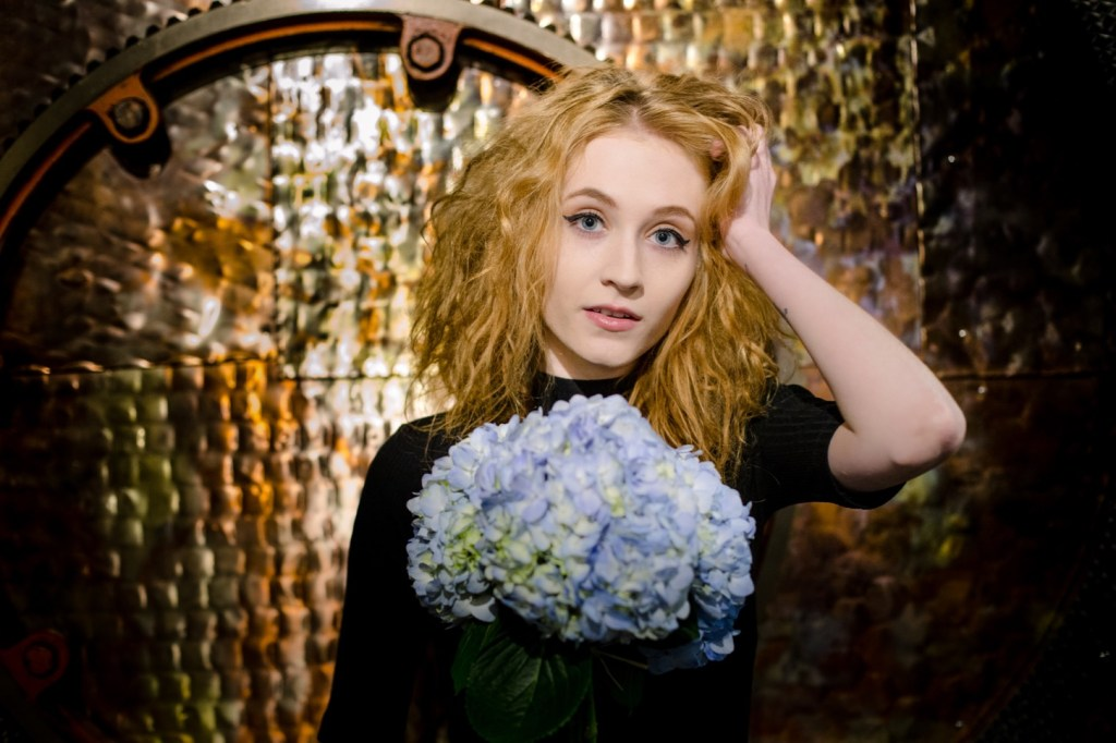 Janet Devlin. Photo by Cortney Armitage (@CortneyArmitage) for www.BlurredCulture.com.