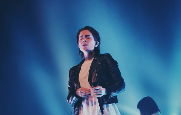 Tegan and Sara at Orpheum Theatre 9/30/16. Photo by Marina Rose (@MarinaRose7) for www.BlurredCulture.com.