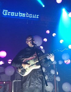Portugal. The Man @ Troubadour 10/27/16. Photo by, and Courtesy of, Nellely Gamiño (@ nallelygamino). Used With Permission.