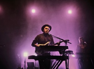 James Vincent McMorrow @ The Wiltern 12/1/16. Photo by Marina Rose (@MarinaRose7) for www.BlurredCulture.com.