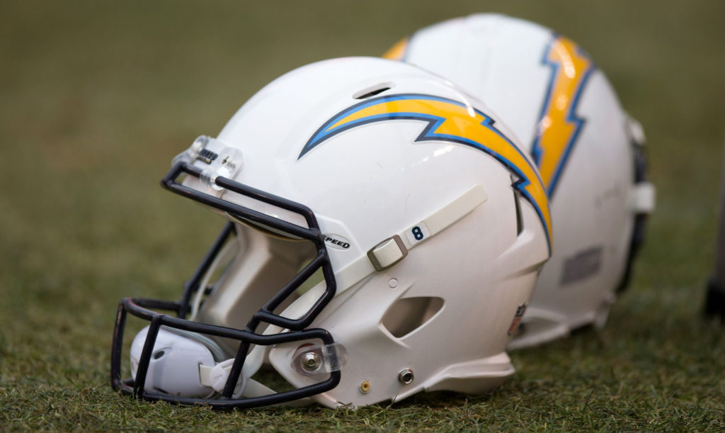 San Diego Chargers are moving to Los Angeles