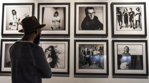 """Chris Cuffaro's """"Greatest Hits"""" Photography Exhibition @ Gibson Brands On Sunset 2/2/17"""