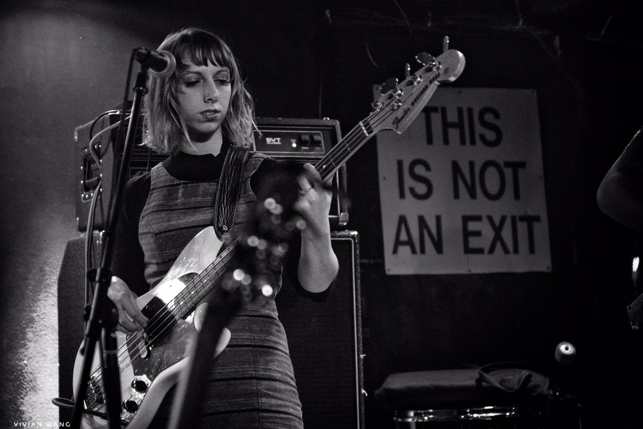 SUSTO @ Mercury Lounge 1/24/16. Photo by Vivian Wang (@Lithophyte) for www.BlurredCulture.com.