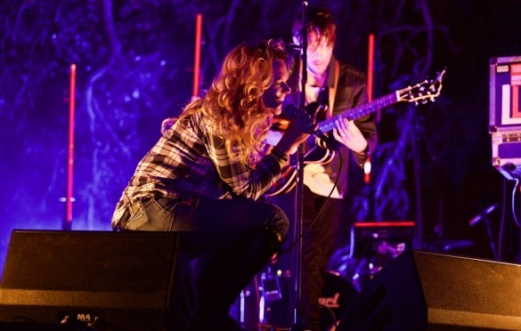 LOLO // VEVO Stage at Pelons // SXSW 3/13/2017. Photo by Derrick K. Lee, Esq. (@Methodman13) for www.BlurredCulture.com.