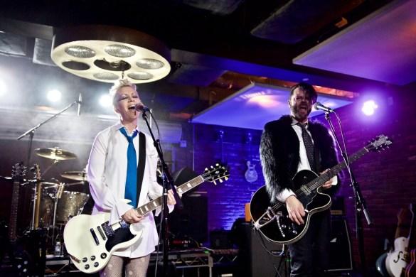 222 @ Lucky Strike Live 3/2/17. Photo by Derrick K. Lee, Esq.(@Methodman13) for www.BlurredCulture.com.