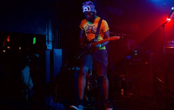 Ramonda Hammer @ The Echo // 3/23/2017. Photo by Derrick K. Lee, Esq. (@Methodman13) for www.BlurredCulture.com.
