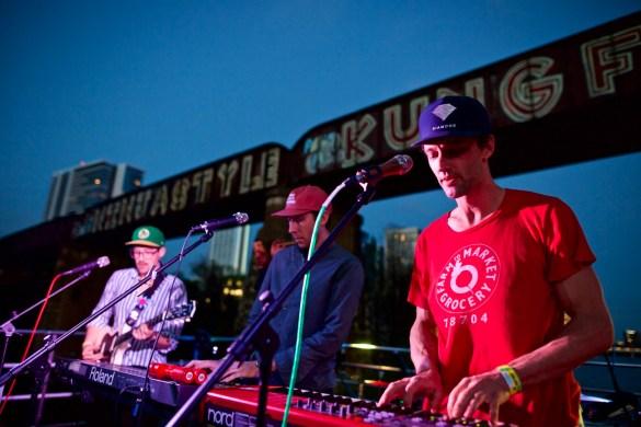ELEL // New Nashville Riverboat Cruise // SXSW 3/16/2017. Photo by Derrick K. Lee, Esq. (@Methodman13) for www.BlurredCulture.com.