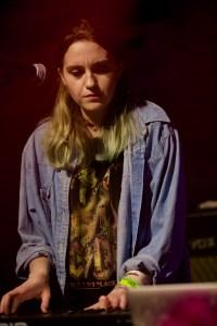 She Drew The Gun // 3/16/2017 at Latitude 30 presented by BBC Radio 6 Music / AIM // SXSW 2017 // Photo by Derrick K. Lee, Esq. (@Methodman13) for www.BlurredCulture.com.