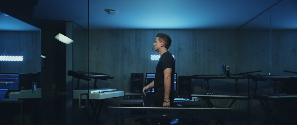 "Charlie Puth – ""Attention"" [Video]"